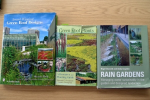 Books on green roofs (2)