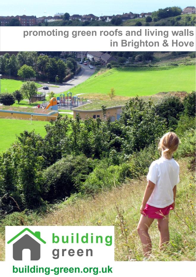 Building Green banner A3
