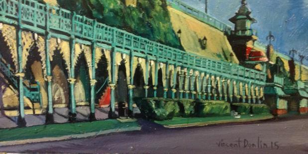 Madeira Terrace – restoration planningbegins