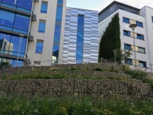 new england green wall